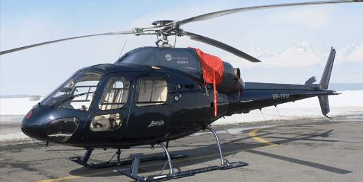 Aerospatiale AS355 EC