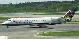 Airliner - Bombardier CRJ200