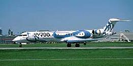 Airliner - Bombardier CRJ700