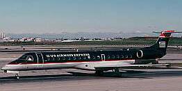Airliner - Embraer ERJ145