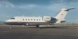 Executive Jet - Heavy - Bombardier Challenger 604