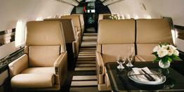 Executive Jet - Heavy - Bombardier Challenger SE Cabin
