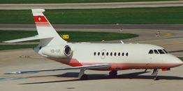 Executive Jet - Heavy - Dassault Falcon 2000