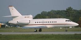 Executive Jet - Heavy - Dassault Falcon 900EX