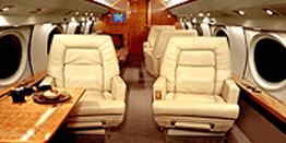 Executive Jet - Heavy - Gulfstream III Cabin
