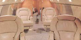 Executive Jet - Heavy - Gulfstream IV Cabin