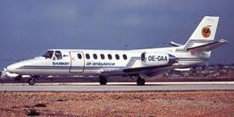 Executive Jet - Light - Cessna Citation V C560
