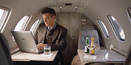 Executive Jet - Light - Cessna Citation V C560 Cabin