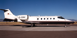 Executive Jet - Midsize - Bombardier Learjet 60
