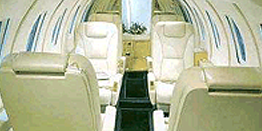 Executive Jet - Midsize - Cessna Citation III C650 Cabin