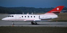 Executive Jet - Midsize - Dassault Falcon 20