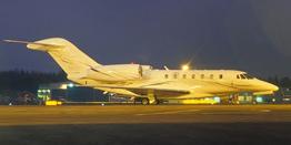 Executive Jet - Super Midsize - Cessna Citation X C750