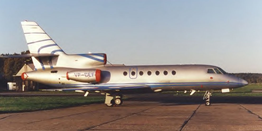 Executive Jet - Super Midsize - Dassault Falcon 50