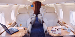 Executive Jet - Super Midsize - Dornier DO328 EJ Cabin