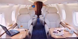 Executive Jet - Super Midsize - Dornier DO328 EJ Cabin