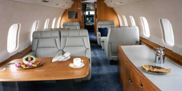 Executive Jet - Ultra Long Range - Bombardier Global Express Cabin