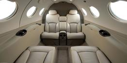 Executive Jet - Very Light - Cessna Citation Mustang Cabin