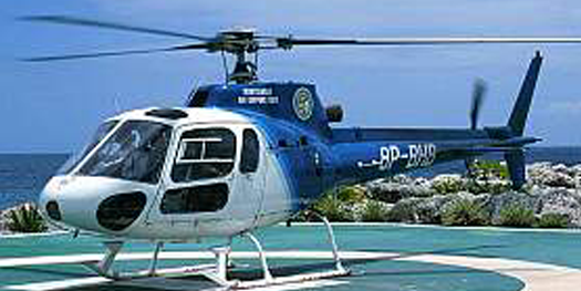 Helicopter - Aerospatiale AS350 EC