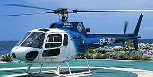 Helicopter - Aerospatiale AS350 EC