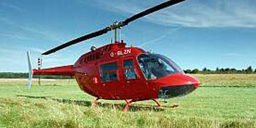 Helicopter - Bell 206B JetRanger