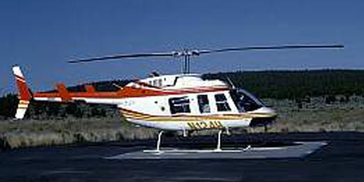 Helicopter - Bell 206L LongRanger