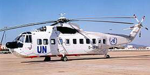 Helicopter Sikorsky S61