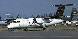 Turboprop - Bombardier Dash 8Q-100