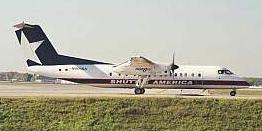 Turboprop - Bombardier Dash 8Q-300
