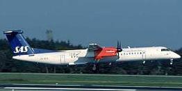 Turboprop - Bombardier Dash 8Q-400