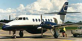 Turboprops - BritishAerospace BAe Jetstream 31
