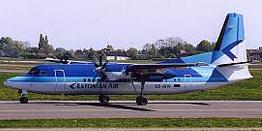 Turboprop - Fokker 50