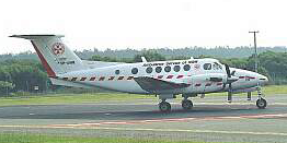 Turboprop - Hawker Beechcraft King Air 200