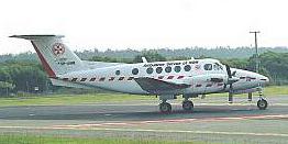 Turboprop - Hawker Beechcraft King Air 200