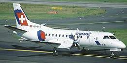 Turboprop - Saab 340