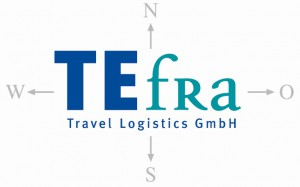 TEfra Travel Logistics GmbH - Logo