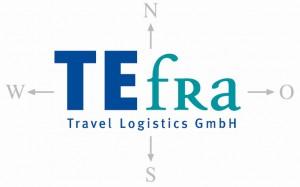 TEfra Travel Logistics GmbH - Logo