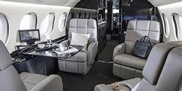 Interior Dassault Falcon 8X